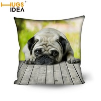 Cute PullDog Shaped Pillow Decorative Pillows For Sofa With Filling Home Almofadas Para Sofa Bed Seat
