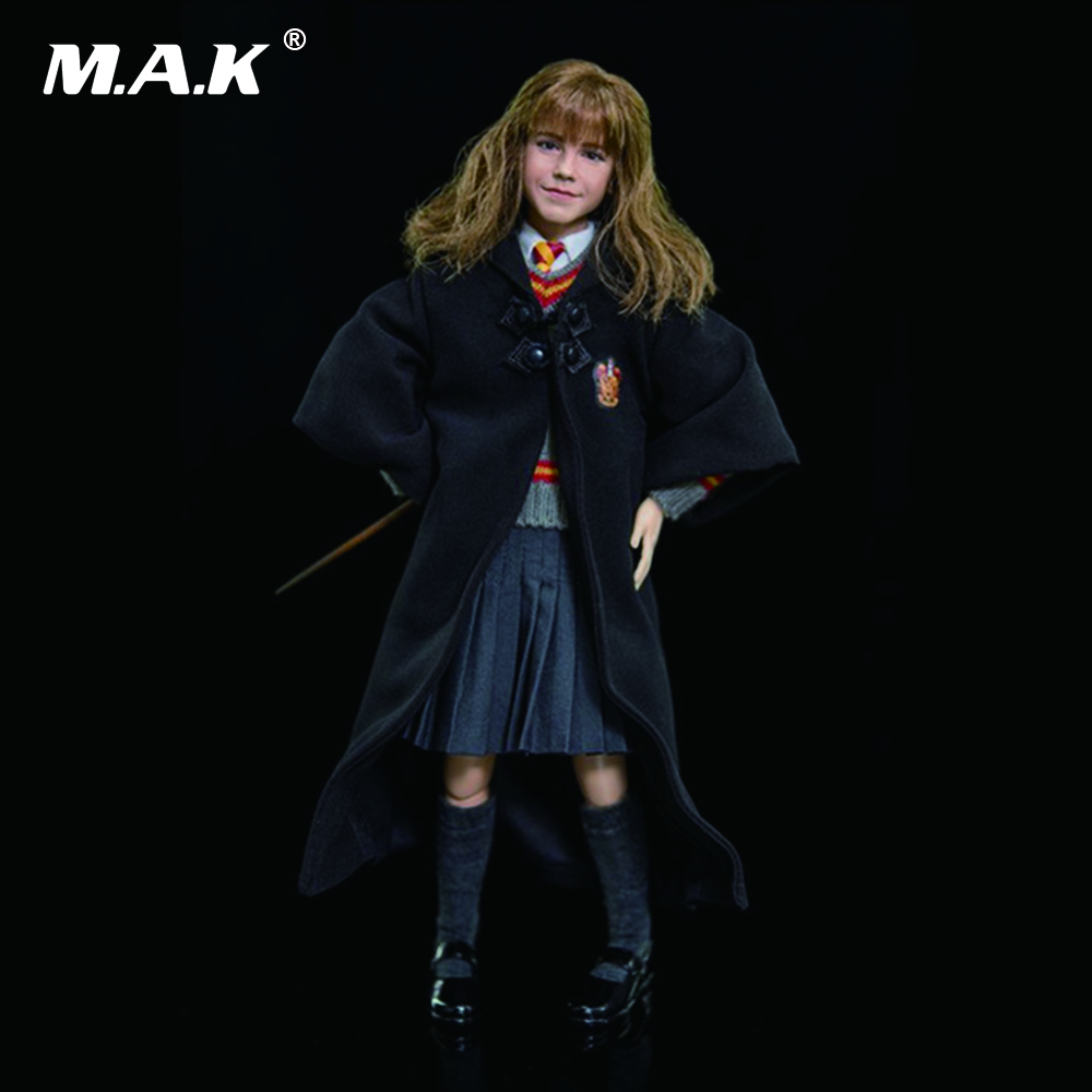 1/6 Scale SA0004 Harry Potter and the Sorcerer's Stone Hermione Granger Collectible Action Figures Dolls Gifts 1 box harry potter candy 1 6 oz 1 bean boozled 1 2oz
