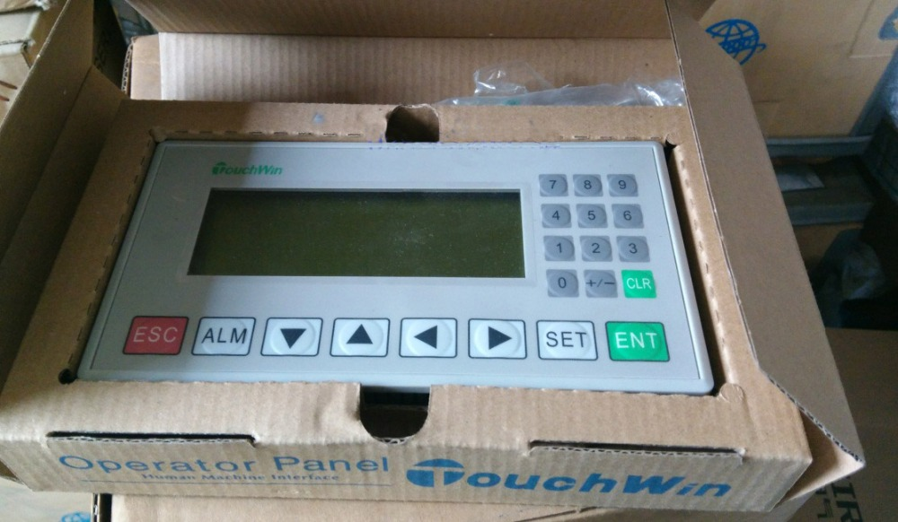 OP320-A XINJE Touchwin Operate Panel STN LCD single color 20 keys new in box dhl ems 2 lots lm64c35p sh stn 10 4 640 480 lcd panel e2