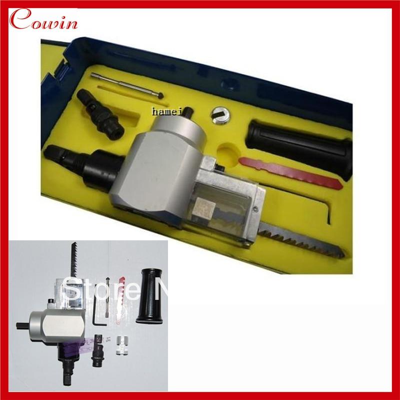 Free Shipping Electric Drill Sheet Metal Nibbler Cutter
