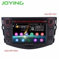 Joying 7 1024 600 2 Din Car GPS Navigation For Toyota RAV4 Android 5 1 1