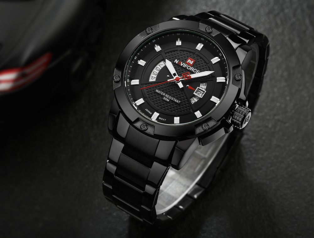 Waterproof and Sports Watch