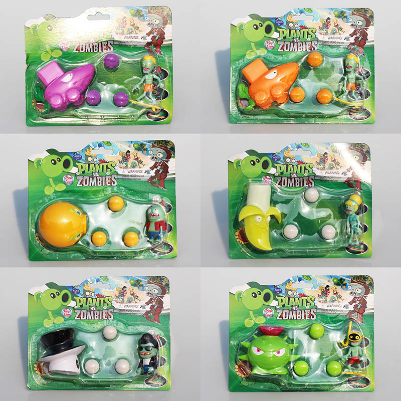 Hot 6 types Plants VS Zombies PVZ Figure Toys Agriculture Gun Coconut Zombies Banana Figures Toy Doll martha yilma and sindu workhen kebede impact of trade liberalization on ethiopian agriculture vs industry