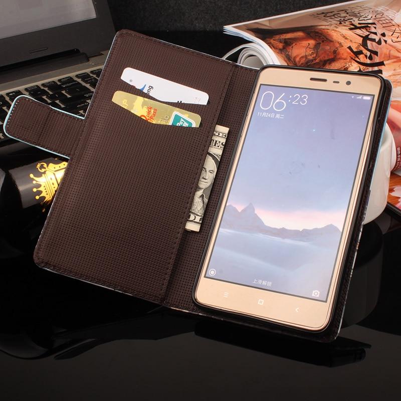 Flip läderfodral till Lenovo P1m A536 A606 A859 S60 S580 för Xiaomi - Reservdelar och tillbehör för mobiltelefoner - Foto 5