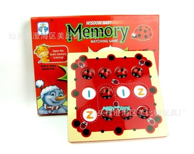memory matching game wisdom baby board games for children cartoon