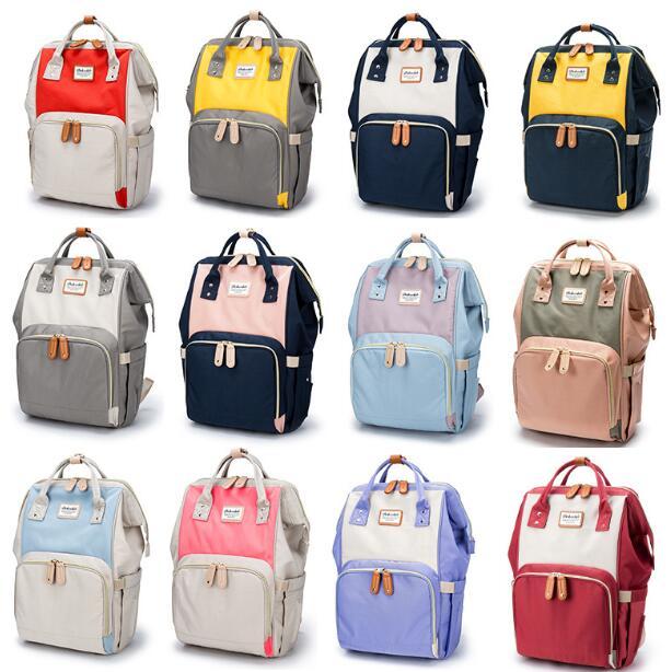 dokoclub Mummy Maternity Diaper Bag Large Nursing Bag Travel Backpack Designer Stroller Baby Bag Baby Care Nappy Backpack Better