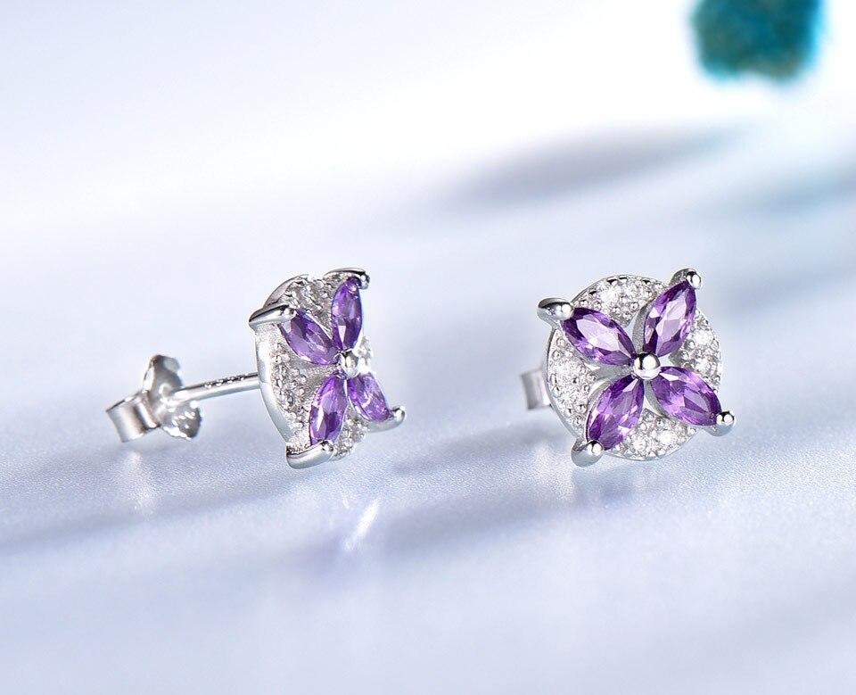 UMCHO-Amethyst-925-sterling-silver-stud-earrings-for-women-EUJ077A-1-PC_05