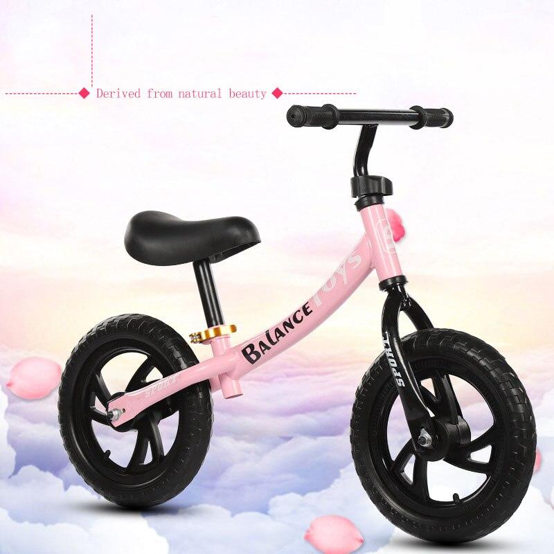 Enfants monter sur jouets Balance vélo trois roues Tricycle jouet pour enfant vélo bébé marcheur pour 3 à 6 ans enfant meilleur cadeau - 4