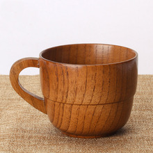 4pcs/lot Hand made Mug Wood cups 100ml~200ml Original coffee mug caneca copo