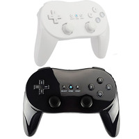 Classic Wired Game Controller Gaming Remote Pro Gamepad Shock Joypad Joystick For Nintendo Wii Second Generation