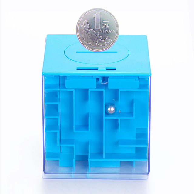 3D Money Labyrinth Puzzle 1