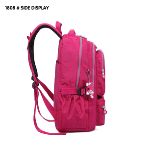 Image 4 - TEGAOTE 女性ランドセル抗盗難 USB 充電バックパックメンズラップトップ Bagpack 学校十代の少女 Mochila 旅行