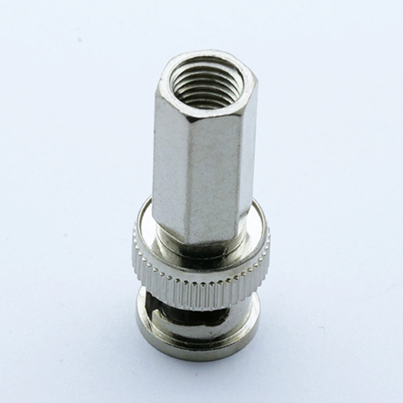 10 x BNC Male Twist On Plug Coaxial Cable Adapter Connector RG58//U