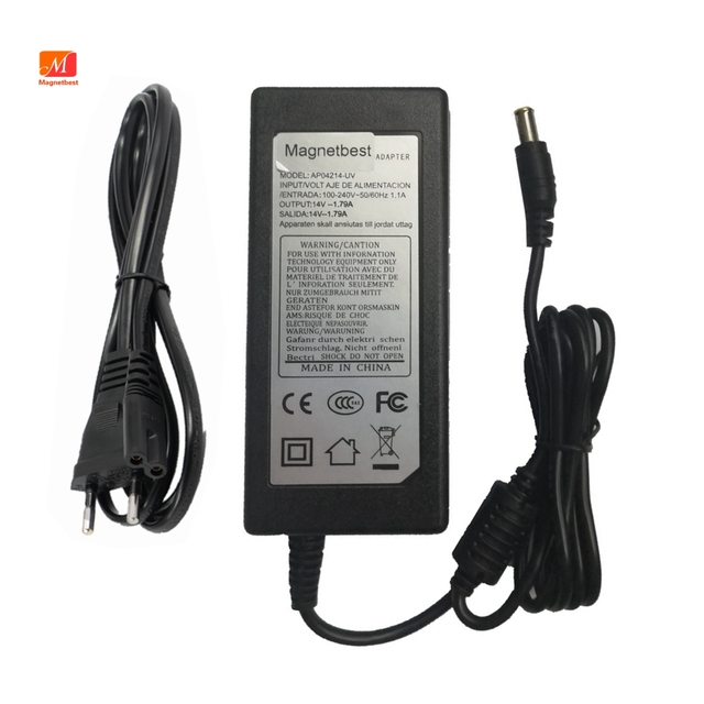 Chargeur adaptateur ca cc 14V 1.79A pour Samsung moniteur A2514_DPN adaptateur 14V1.786A A2514 DSM S22A330BW alimentation