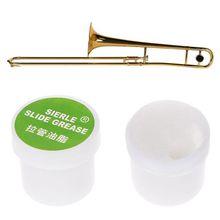 Тромбон труба смазка слайд смазки кларнет латунь инструменты для обслуживания