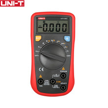 UNI-T UT136C Modern Digital Multimeters Auto Range Temperature Tests Continuity Buzzer Kinds of Measurement Hz