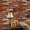 Dining Room 3D Wall Paper Roll Stone Brick Design Background Wall Vinyl Wallpaper Roll Modern For