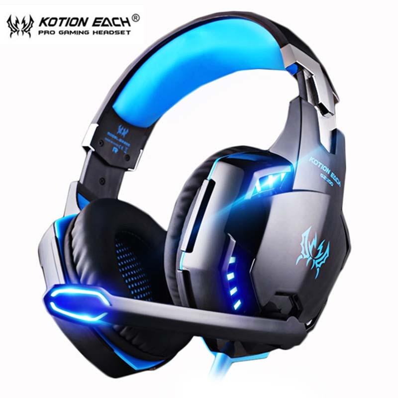 купить наушники и наушники Kotion Each Ps4 Gaming Headset Deep