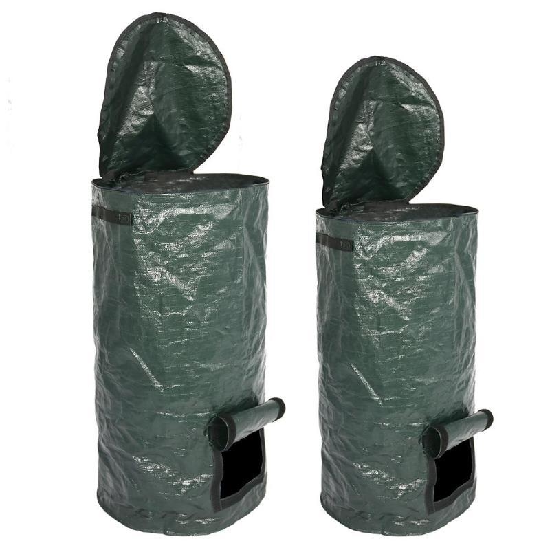 Пробиотики мешки ферменты кухонные отходы утилизация домашние органические отходы PE мешок для компоста Выращивание овощей мешок