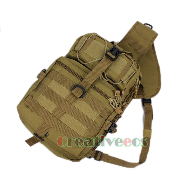 ombro back pack sling peito Item Comprimento : 35 CM