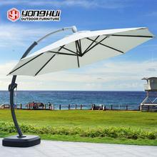 Outdoor umbrellas large umbrella hanging banana Rome sun stall