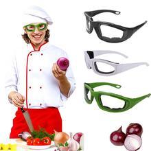 Защитные PC очки для лука, очки для измельчения, нарезки, нарезки, измельчения, нарезки, острия, перца, защита для глаз, кухонный инструмент, Прямая поставка