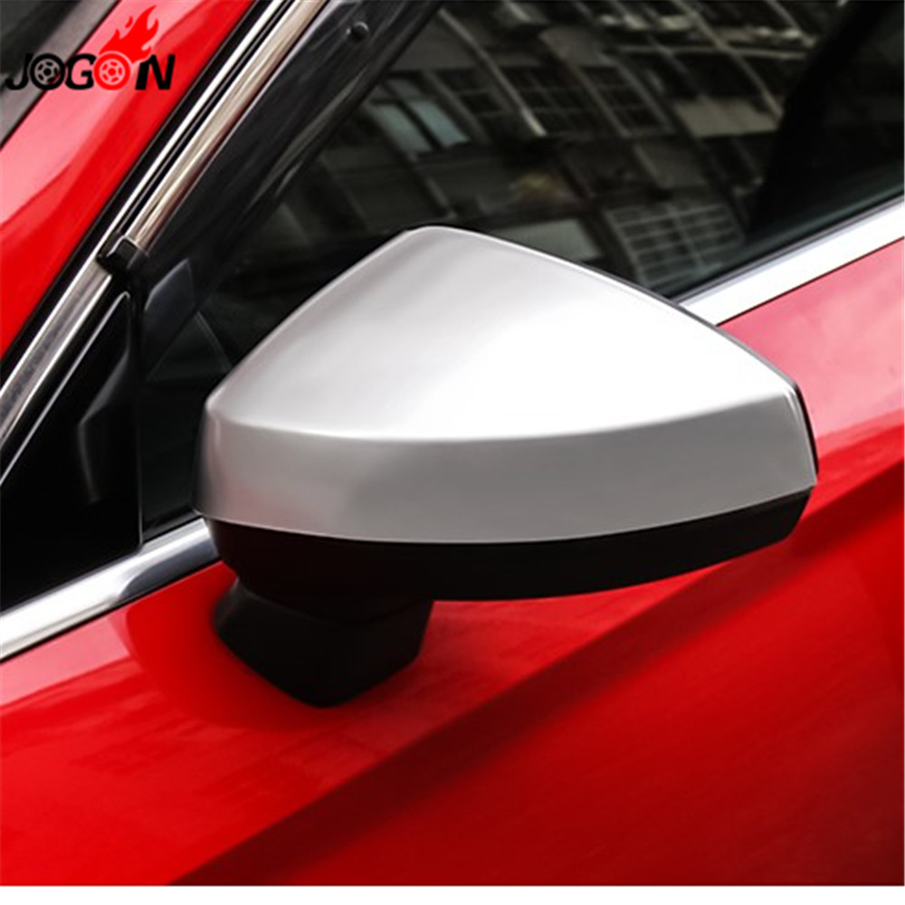 ABS Chrome Silver Car Rearview Side Wing Rear View Mirror Cover Trim Case Shell Replacement For Audi A3 S3 RS3 8V 2013-2017 brand new genuine printer printhead replace for zebra t402 2742 7421 203dpi barcode printer parts