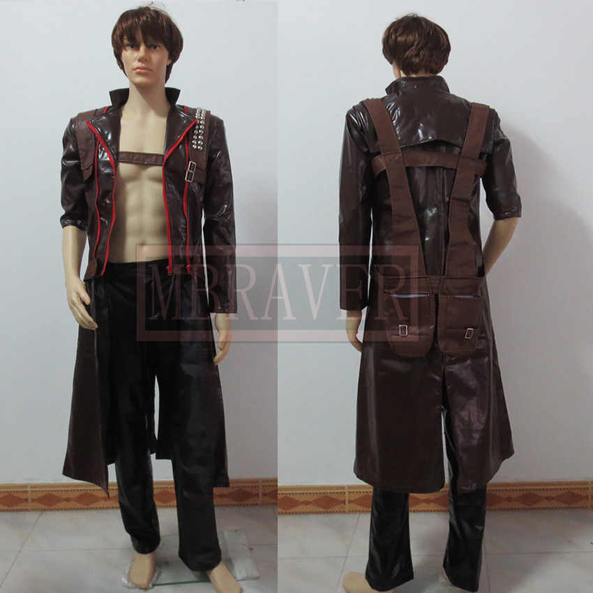 Detail Feedback Questions About Devil May Cry Cosplay Dante