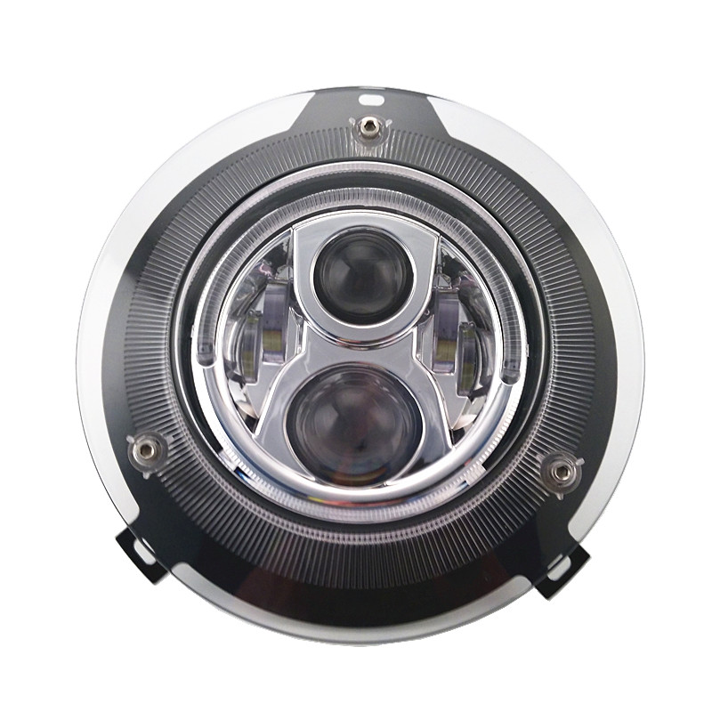 THE NEWEST ONE !! 7 inch 75W IP67 High low beam Led headlight For BenZ W463 G500 G350 G55 G63 AMG 07-15