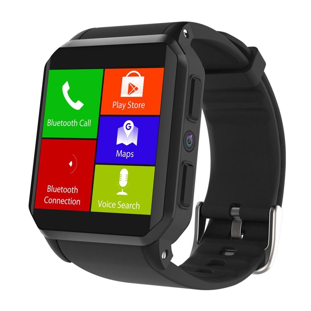 KW06 IP68 Waterproof GPS Smart Watch Android 5.1 Wrist Phone MTK6580 512MB+8GB Bluetooth Sport Smartwatch for Android iOS no 1 f2 ip68 bluetooth smartwatch green