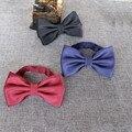 1200 высокая плотность галстук-бабочку ленты бабочка для мужчин бизнес свадьба бантом 15 цвета красный черный синий фиолетовый bowties