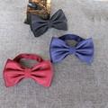 1200 de alta densidad tira pajarita de mariposa para los hombres de negocios de la boda pajaritas bowknot 15 colores rojo negro azul púrpura