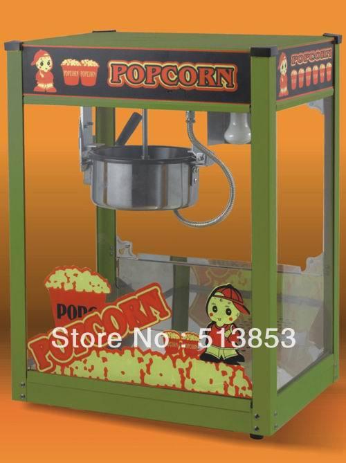 WTP6E 1450W Oz 8 luxury valley machine popcorn machine corn machine belt roof