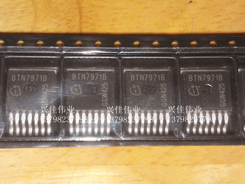 10PCS Chip BTN7971B TO-263-8 intelligent vehicle drive motor driver chip