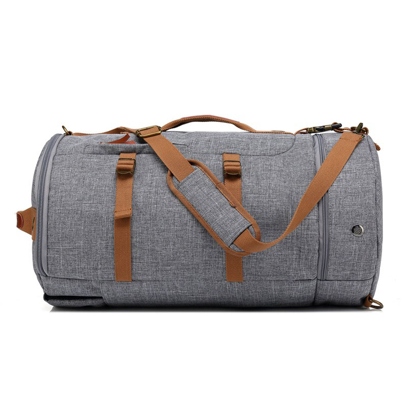 Casual Fashion Men Classic Trip Canvas Travel Bags Big Backpack Package Large Capacity Fashion Luggage Cool Travel Duffle Luggage & Travel Bags