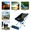 Travel Ultralight Folding Chair Superhard 8