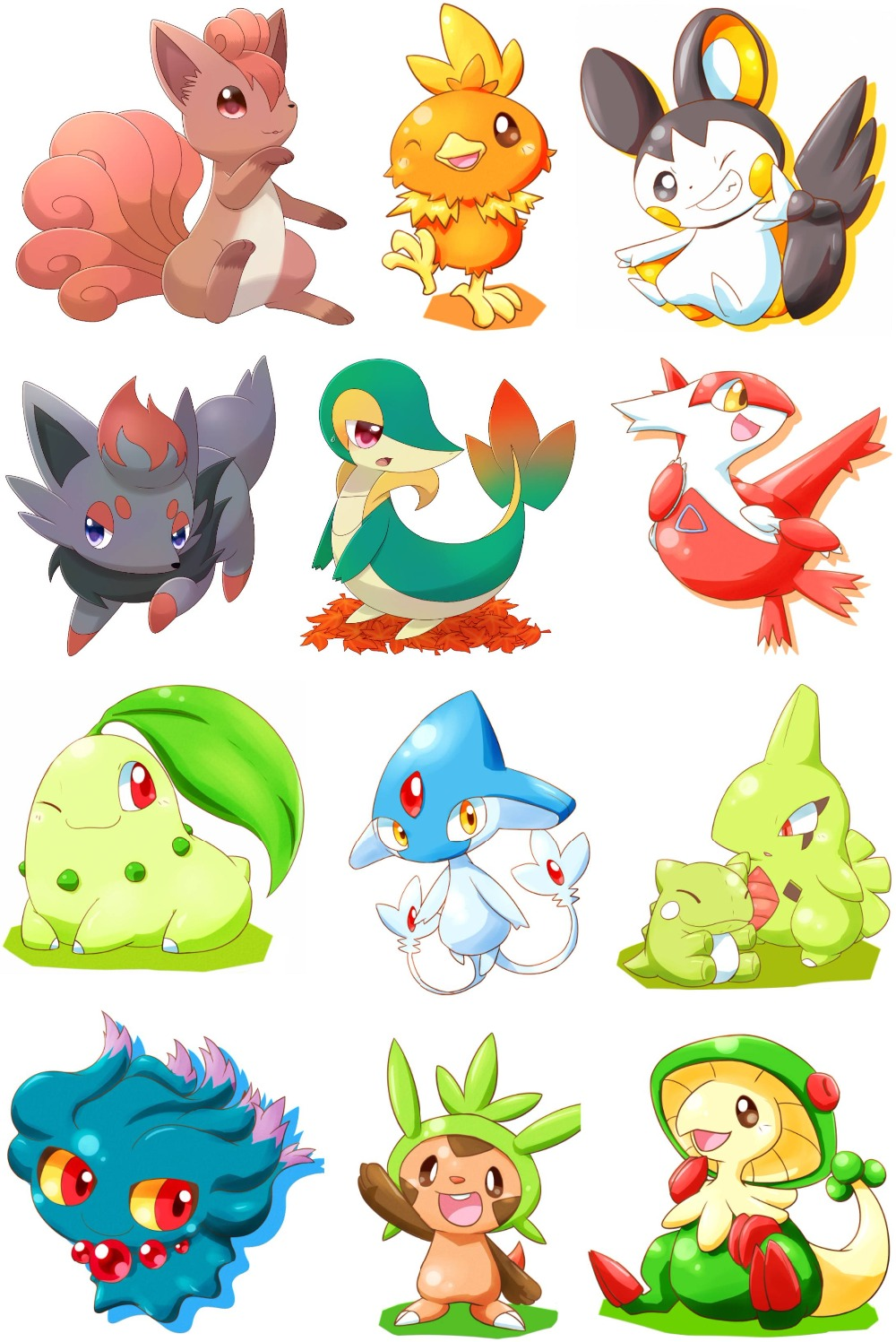 Stickers Pokemon.Us 2 71 20 Off Pikachu Pokemon Stickers For Laptop Phone Luggage Bicycle Ornament Motorcycle Anime Pvc Waterproof Sticker Fashion Diy In Bag Parts