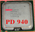 Lifetime warranty Pentium D 940 3.2GHz 4M Dual Core desktop processors CPU Socket LGA 775 pin Computer