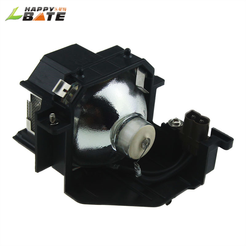 Happybate ELPLP44/ V13H010L44 Compatible Lamp with Housing FOR EB-DM2 EH-DM2 EMP-DE1 EMP-DM1 MOVIEMATE 50 MOVIEM free shipping lamtop 180 days warranty projector lamps with housing elplp44 v13h010l44 for emp de1