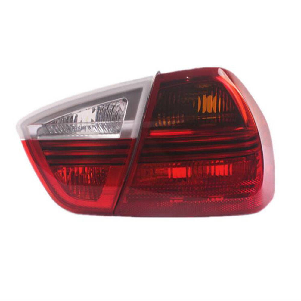 Rear bumper lamps turn signal brake lights taillights house holder assembly for BMW E90 318i 320i 325i 330i external PartsRear bumper lamps turn signal brake lights taillights house holder assembly for BMW E90 318i 320i 325i 330i external Parts