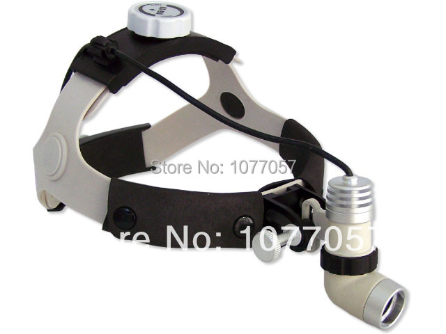 Factory Direct Sale, ISO/ CE/ FCC Approval , LED 3 W Medical head lamp / Medical head light, AC/DC Surgical Headlight