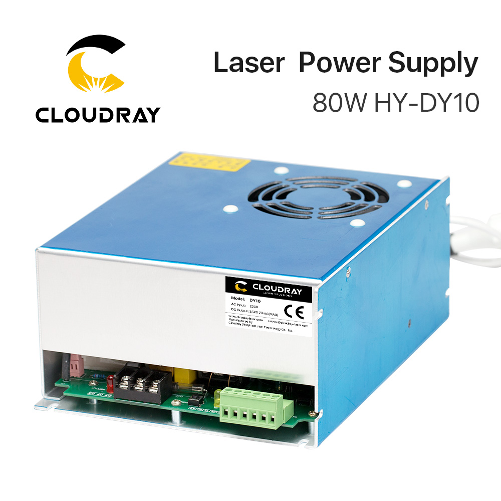Image 2 - Cloudray DY10 Co2 Laser Power Supply For RECI W1/Z1/S1 Co2 Laser Tube Engraving / Cutting Machine DY Series-in Woodworking Machinery Parts from Tools