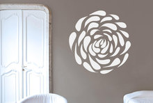 YOYOYU Vinyl wall stickers Flower Petal Pattern Removeable Wall Decal Salon Bedroom  Wall Decor Room Decoration ZX256 quality floating dandelion pattern removeable wall stickers