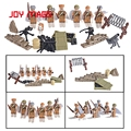 JOY MAGS Toy 164 Soviet Russian National Army The Battle Moscow Custom Anti Fascist Guard Husky Military