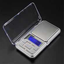 500g/0.1g Mini Digital Scale LCD Electronic Capacity Gram Balance Diamond Jewelry Weight Weighing FOR Pocket Scales New