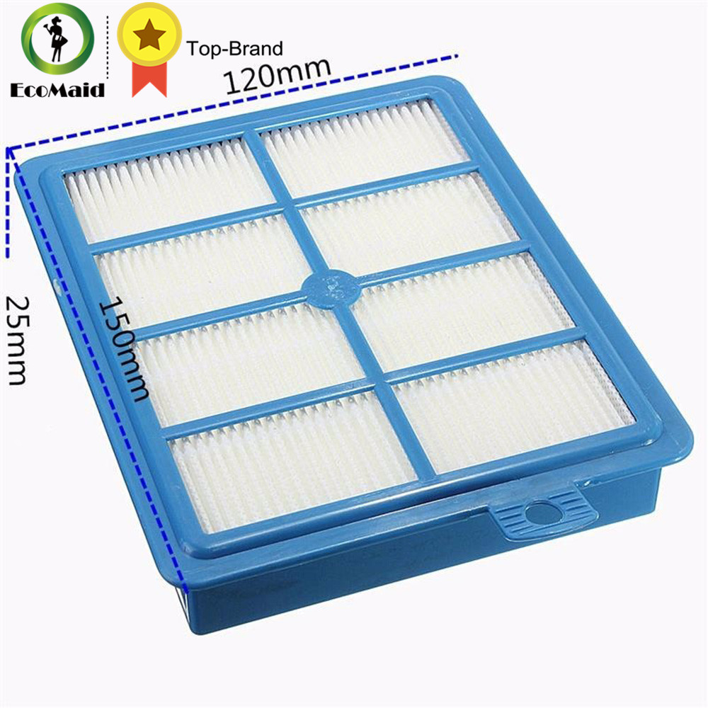 Vacuum Cleaner HEPA Filter for Philips Electrolux Replacement Filter for FC9083 FC9087 FC9088 ZUA3840P Cleaning Accessory hepa filter for philips fc9083 fc9084 fc9085 fc9087 fc9202 fc9066 fc8760 for electrolux za3840p ze346 zti7635 zsc6940 z3347