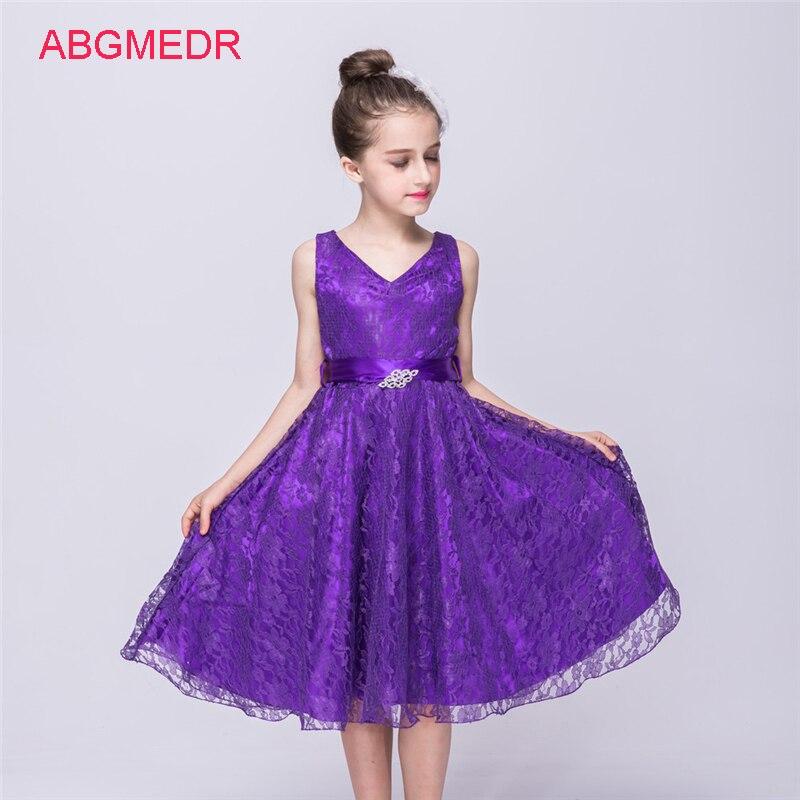 Lujoso Monzón Para Niños Vestidos De Dama De Honor Ornamento ...