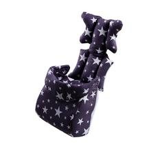 Baby Stroller Cushion Seat Pad For Car & Winter Warm Thickened  Windproof Universal With Foot Cover