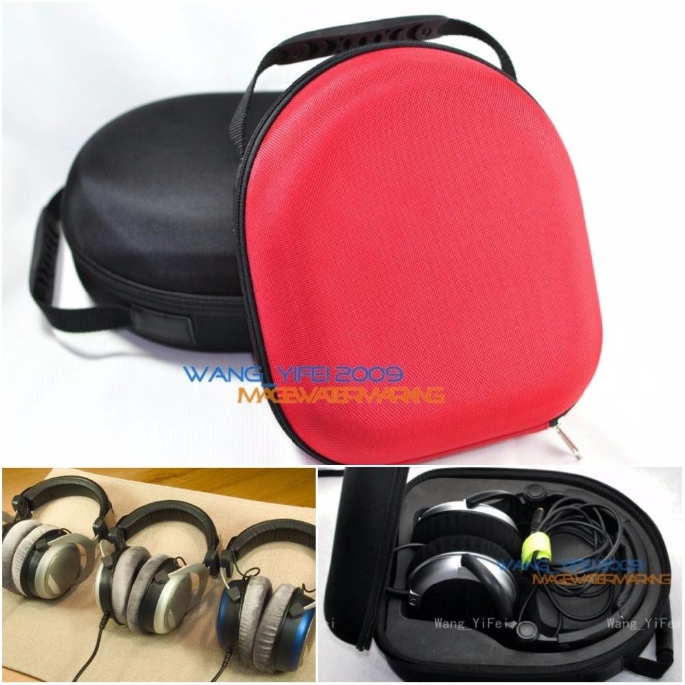 40319b3d212 Hard Case Bag Pouch Storage Protect Box For Beyerdynamic DT1770 DT797 DT790  DT770 M DT700 DT660