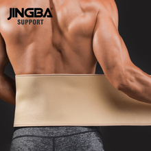 JINGBA SUPPORT Mens Sweat belt waist trainer fitness support Women Slimming neoprene trimmer Weight Loss